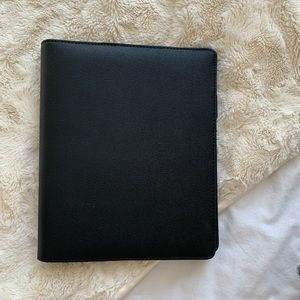 Cloth & Paper A5 Leather Agenda Cover
